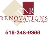 NR Renovations - Stratford, Ontario